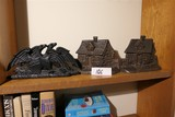 Bookends Group Inc. Cast Iron