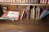 Bottom Shelf Antique Books, Children's etc