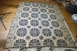 1853 Dated Henry County Indiana Coverlet