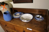 Group Assorted 19th c English Ceramics
