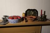 Assorted Antiques & Primitives Inc. Redware