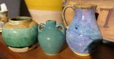 Studio Pottery Group Lot Inc. Chilmark.