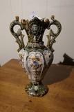 Antique Italian Majolica Vase