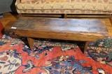 Primitive Antique Bench