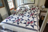 Larger Newer Antique Style Quilt