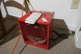 Heavy Duty 220v Portable Heater by Dayton
