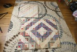 2 Small Antique Quilts