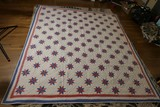 Very Nice Antique Hand Stitched Quilt
