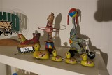 Group Lot of Antique Toys