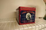 Vintage George Washington Tobacco Tin