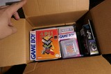 Game Boy + Accessories, Games lot