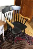 Vintage University of Kentucky Chair