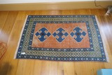 Vintage Persian Rug or Carpet