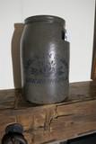 Antique Stoneware Jar Hamilton & Jones