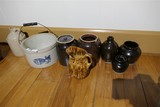 Group Lot of Antique Stoneware