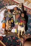 Box of 1920s/30s Native American Dolls