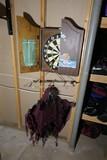 Dart Board, Halloween monster