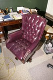 Chesterfield Style Fancy Office Chair