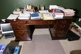 Nice Vintage Wooden Desk
