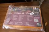Deluxe Art Set new in packaging