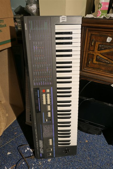 Vintage Korg DW-8000 Synthesizer