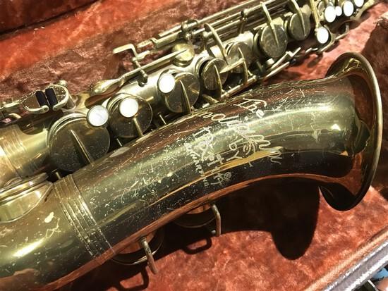 Saxophones, Antiques, Furniture etc