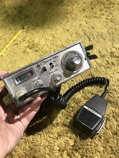 Cobra 78x Vintage CB Radio