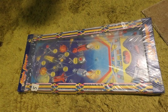 Vintage Italy Pinball Game in Original Plastic
