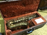 Antique Alto Saxophone The Indiana by Martin