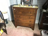 Nice antique Wooden Dresser