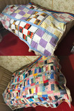 Pair of Vintage Quilts or Comforters