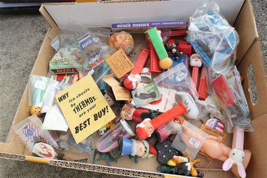Vintage Toys, Pez, Premiums & More lot
