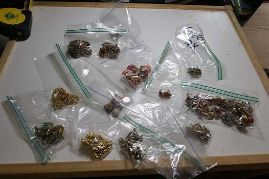 Group Lot of Vintage costume Jewelry