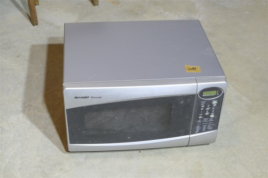 Sharp Carousel Microwave
