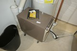 Vintage dehumidifier with manual