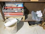 Tool box, sockets, tools and more