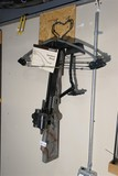 Hunter high-end crossbow with manual