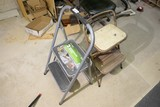Lot of two stools