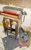 Tool box, tools, vacuum, cabinet lot