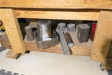 Lead ingots and more lot
