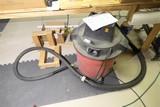 Ship vacuum, wooden pieces etc