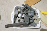 Group Lot of Heavy Duty Vices