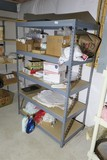 Heavy Duty Metal Shelf