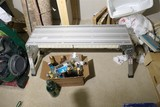 Folding Metal Contractor Scaffold/Bench