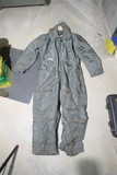 1958 Cold War Air Force Insulated Flight Suit