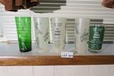 Group Lot of Vintage Bishop Fenwick High School 50s 60s cups