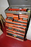 Contents of tool box - all drawers