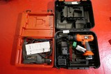 Lot of 2 Drills including rechargeable