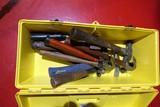 Tool box full of hammers