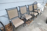 Outdoor furniture lot